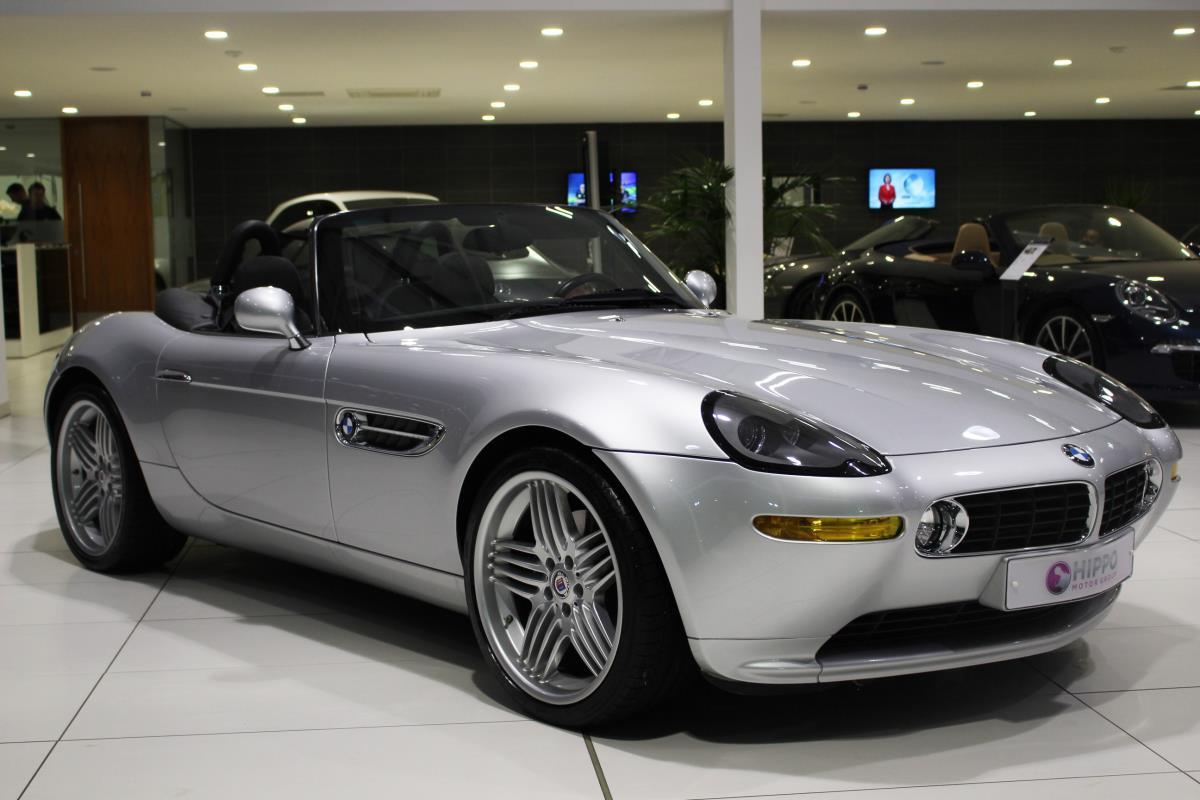 BMW Alipina Z8